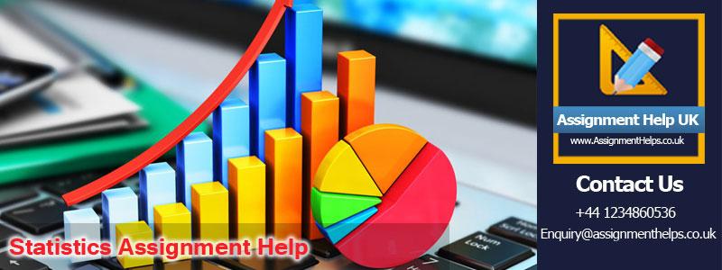 Statistics homework service