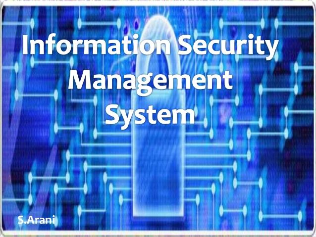 CO4512 Information Security Management