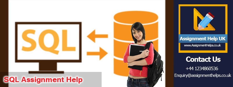 SQL Assignment Help